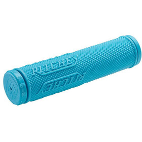 Ritchey Comp True Grip X Bike Grips blue/turquoise
